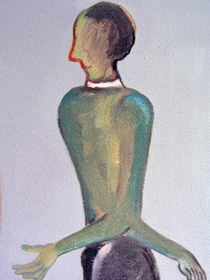 Figures – 55 x 46 – détail – 2000-01