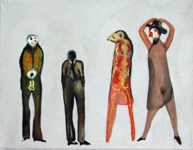 Figures – 35 x 27 – 2000-01